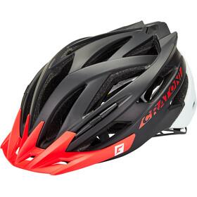 Cratoni Agravic MTB Helmet black/red matte
